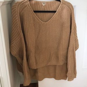 Nasty Gal High/low Sweater